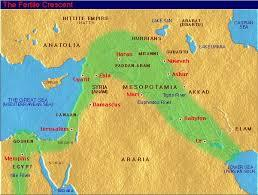 Fertile Crescent Home of Agriculture